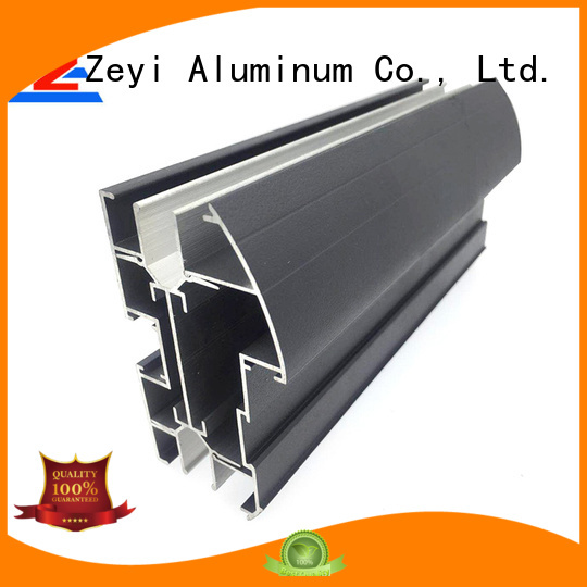 Zeyi Wholesale aluminium window extrusions for business for decorate