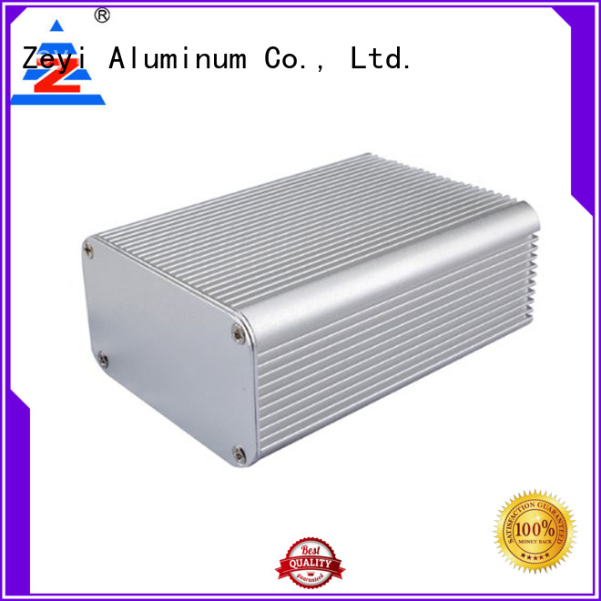 High-quality aluminium extrusion bar industrial company for decorate