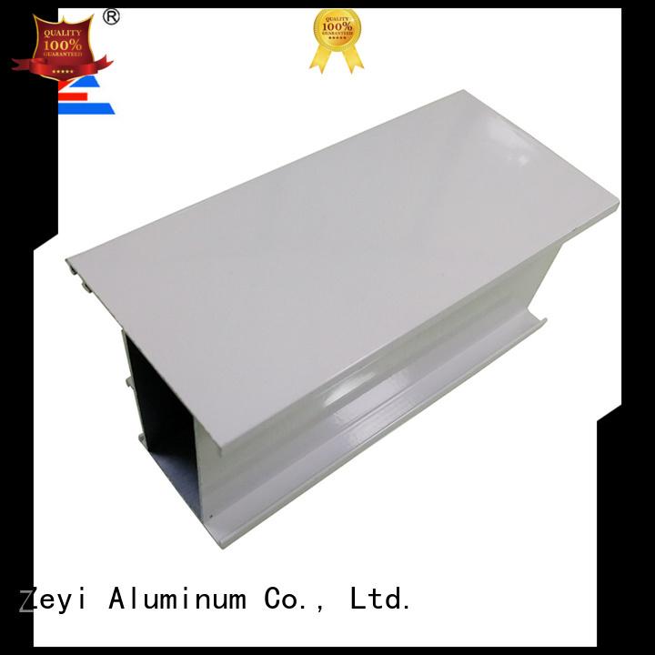 Zeyi New aluminium door design manufacturers for industrial