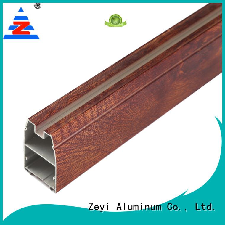 Zeyi Best aluminium sliding door design supply for decorate