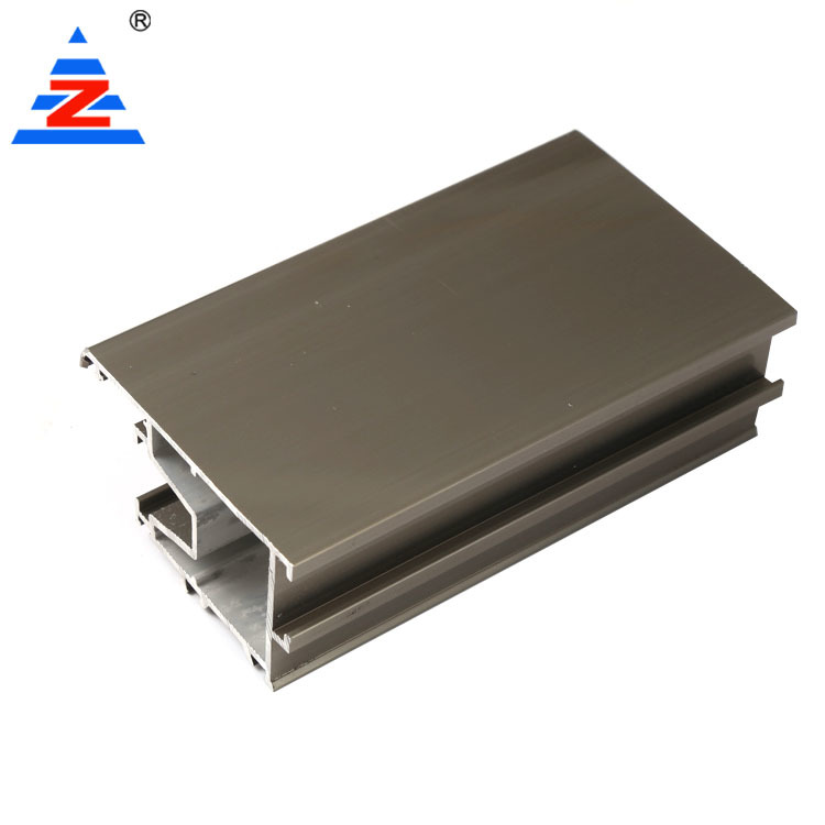 Sliding window profile thermal bridge door and window aluminum profiles