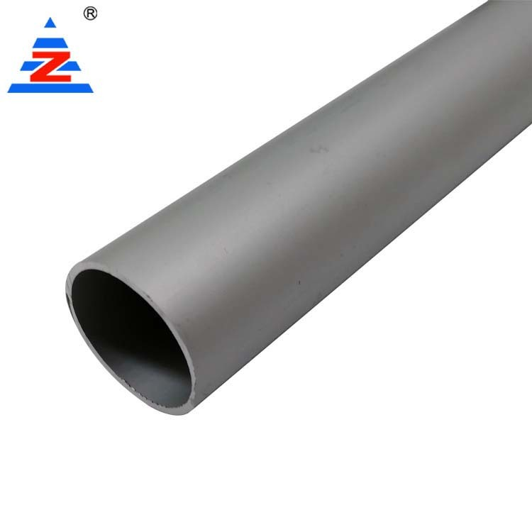 Lightweight aluminum alloy pipe 6063 T5 manufacturer
