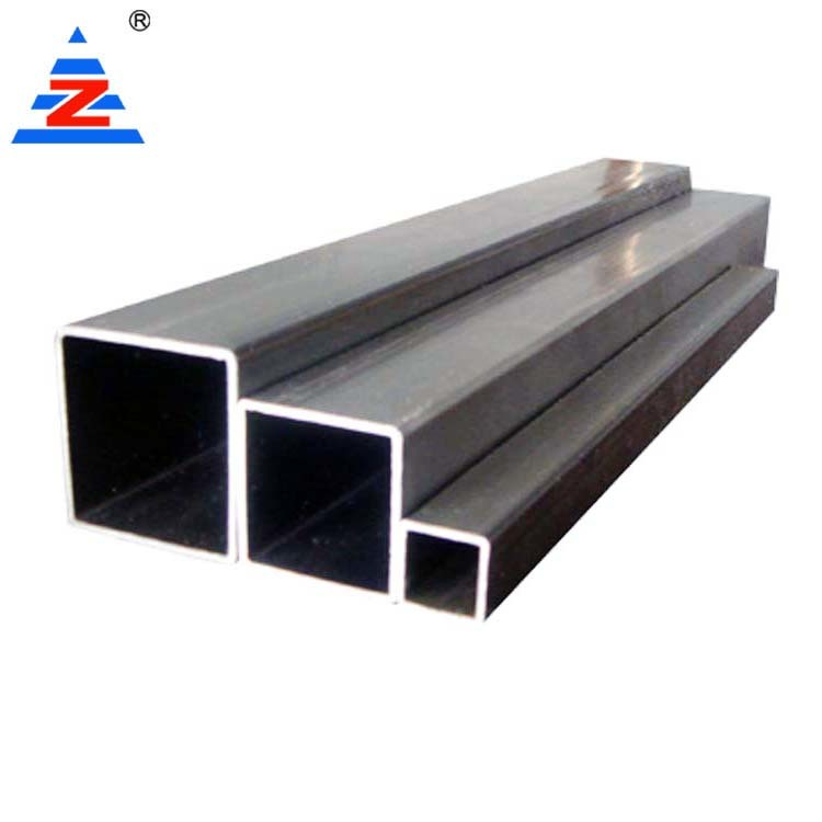 Aluminum tube and pipe with different surface and shape