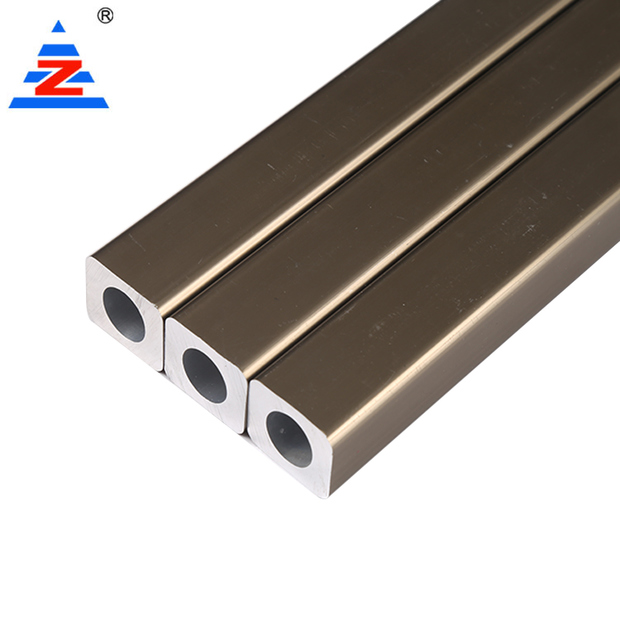 Electrophoresis aluminum door and window profile sliding profile