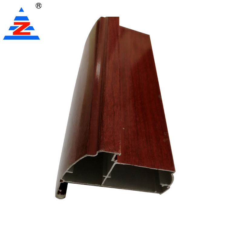 Powder coating aluminum profile for window suppliers