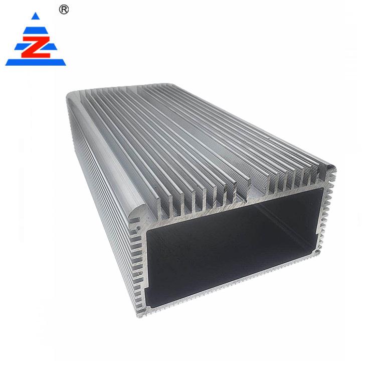 Industrial aluminum profile anodized aluminium extrusion