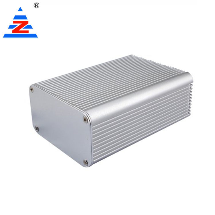 Custom Heatsink Industrial Aluminium Extrusion Profile Manufacturers