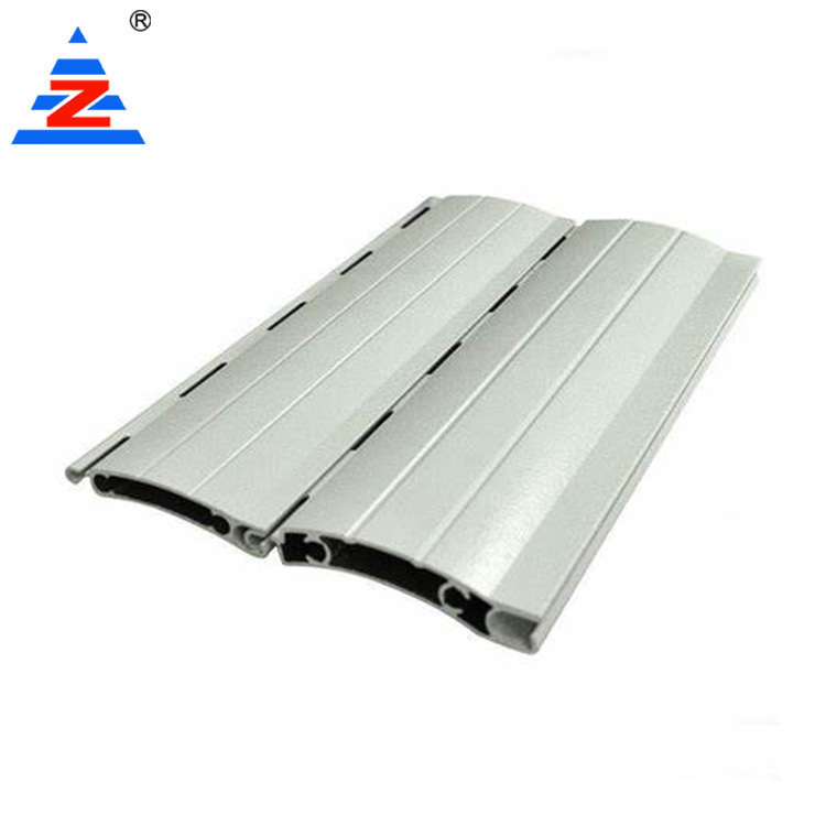 Custom Aluminum Profile for Shtter Door High Quality Suppliers