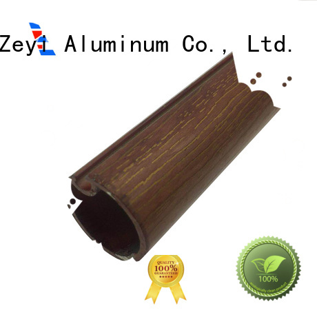 Zeyi Latest very thin curtain rod factory for industrial