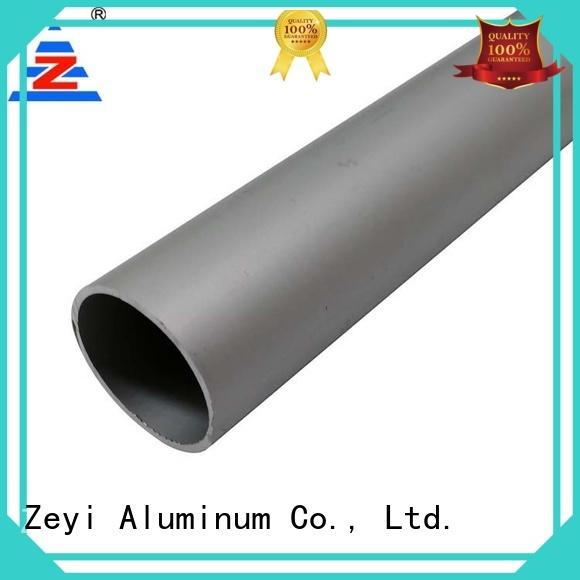 Zeyi alloy 2024 aluminum tubing factory for decorate