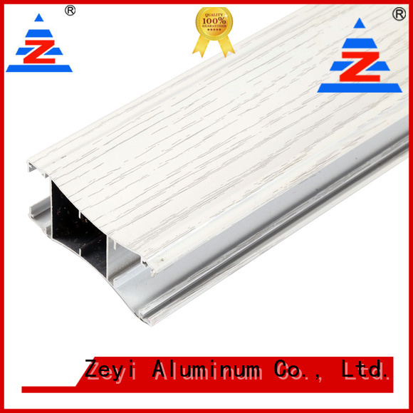 Zeyi Top built in wardrobe tracks manufacturers for home