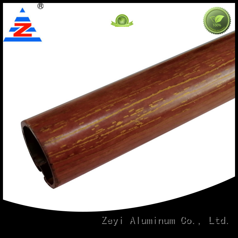 Zeyi Custom small round curtain rods for business for home