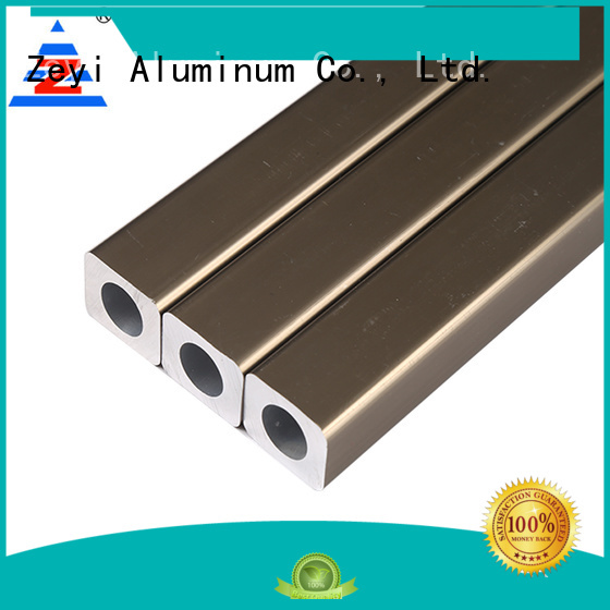 Zeyi Latest aluminium u channel sizes suppliers for decorate