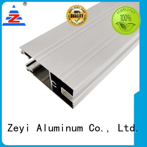 Zeyi High-quality large aluminium windows company for home