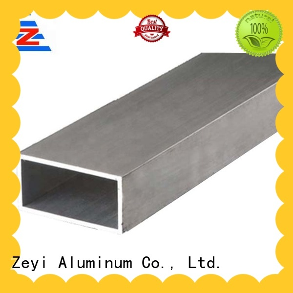 Zeyi lightweight 1 inch aluminum pipe for business for industrial