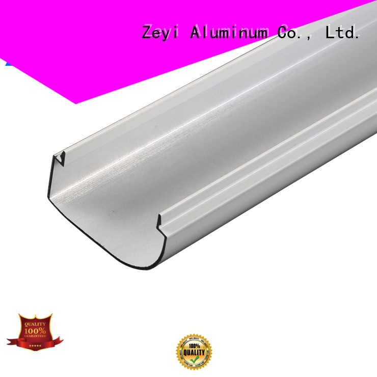 Zeyi profile wall safety rails company for industrial