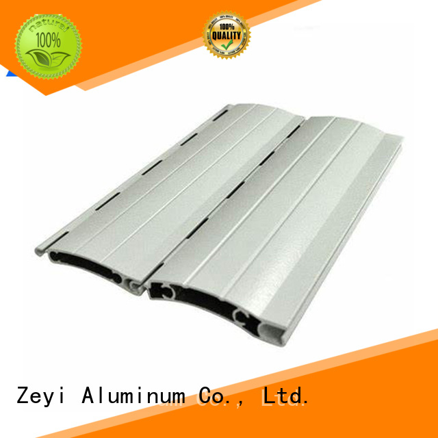 Zeyi Latest outdoor window roller shutters company for architecture