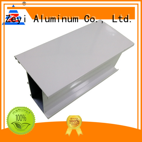 Latest aluminium door and frame sliding factory for industrial