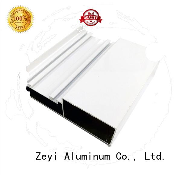Zeyi Custom edge profile handle company for home