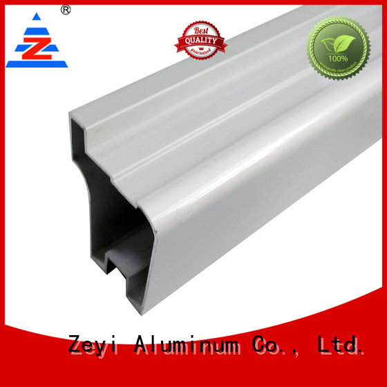 Zeyi frame aluminium kitchen cabinet supply for industrial