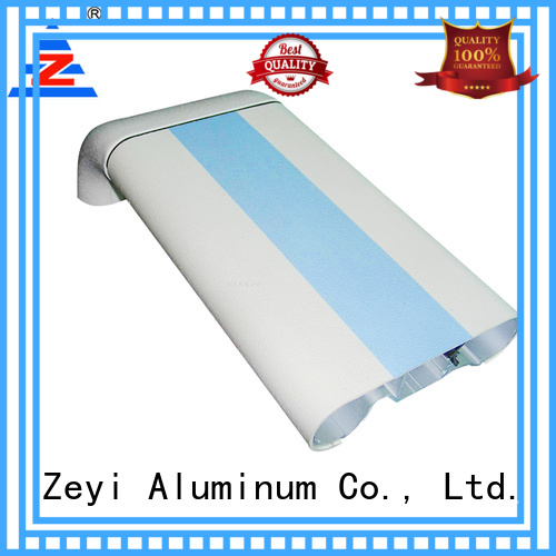 Zeyi Custom bump rail wall protection manufacturers for industrial