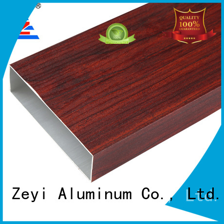 Zeyi New aluminium profile for business for home