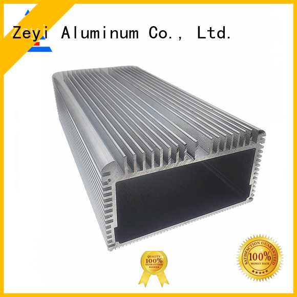 Zeyi Wholesale structural aluminium extrusions supply for home