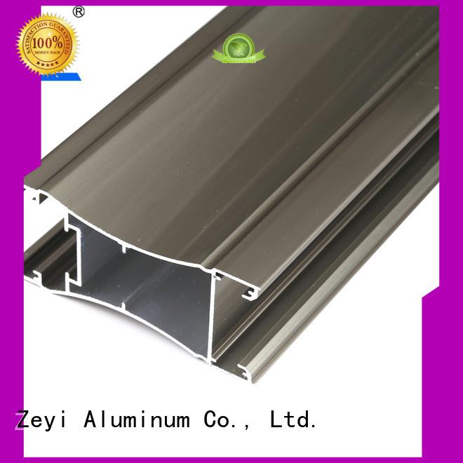 Zeyi New single glass wardrobe supply for industrial