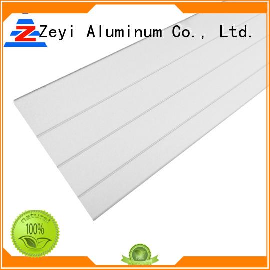 Zeyi aluminum special aluminium extrusions company for architecture