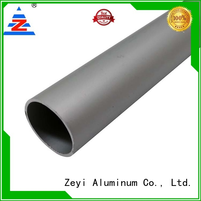 Zeyi tube aluminum pipe size chart factory for home