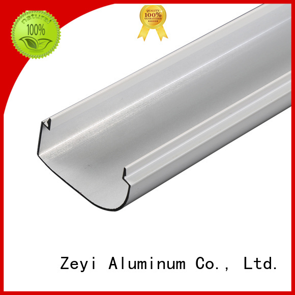 Zeyi Top special aluminium extrusions suppliers for industrial