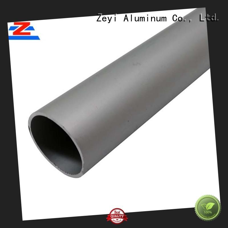 Custom aluminum square tubing sizes different factory for industrial