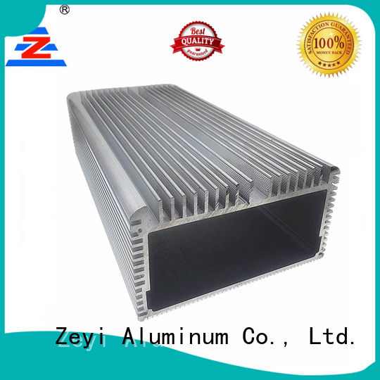 Zeyi anodized aluminium extrusion fittings suppliers for home