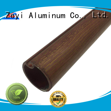Zeyi pole inside window curtain pole for business for decorate
