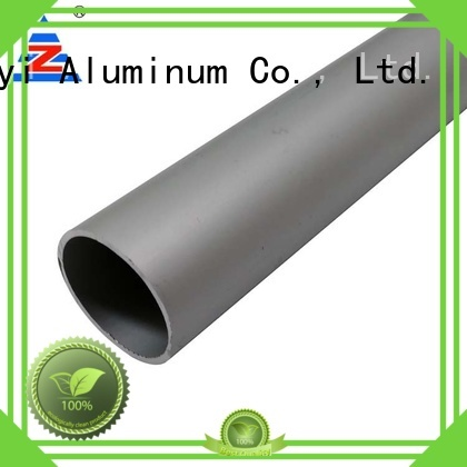 Top large aluminum tube pipe for business for decorate