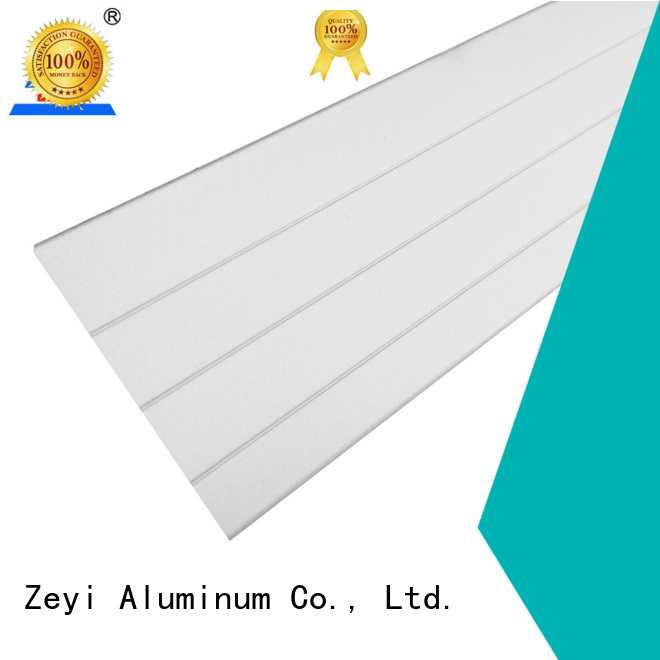 Zeyi Latest extruded aluminium track for business for home