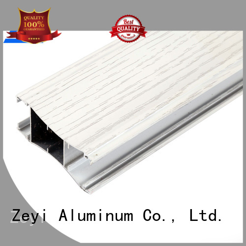 High-quality glass profile shutter profile company for industrial
