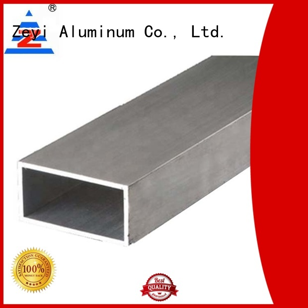 High-quality polished aluminum tubing suppliers aluminum suppliers for architecture