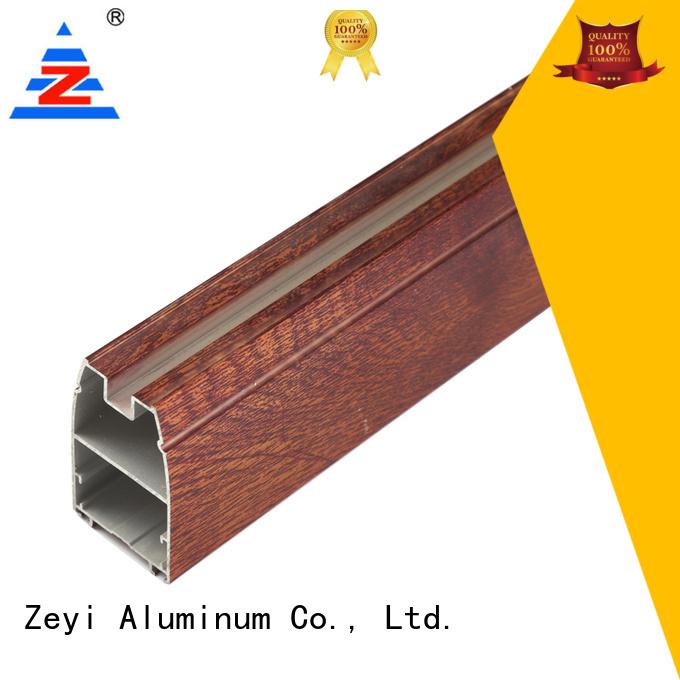 Custom aluminium profile handle powder factory for home