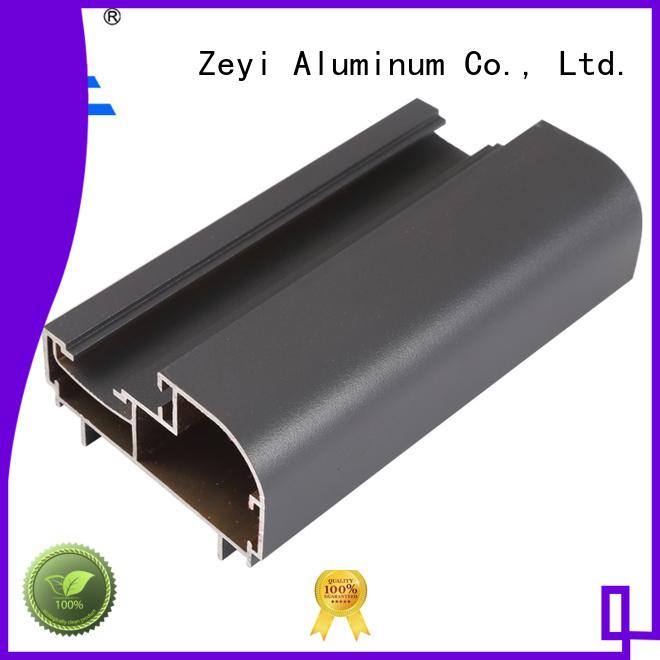 Zeyi Wholesale aluminium balustrade extrusions manufacturers for architecture