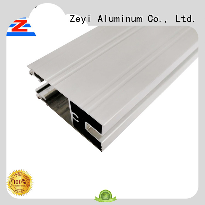 Zeyi New aluminium glass window price manufacturers for decorate