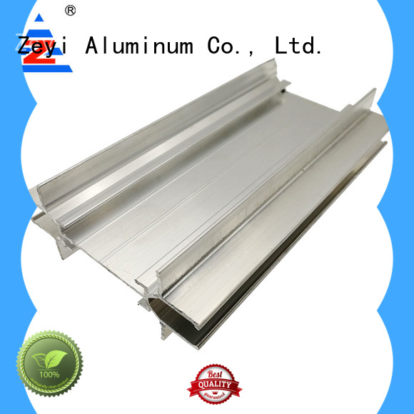 New shower screen aluminium extrusions different factory for architecture