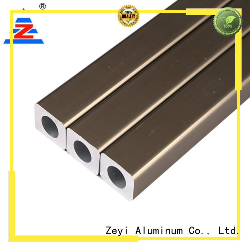 Zeyi frame modular aluminium system manufacturers for decorate