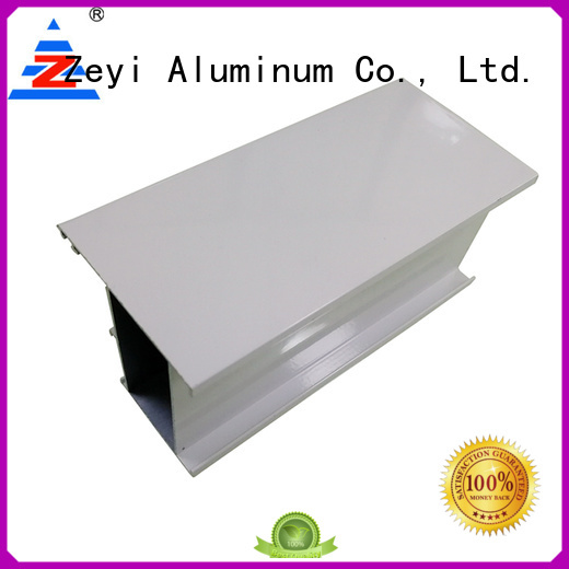 Zeyi New aluminium extrusion accessories company for home