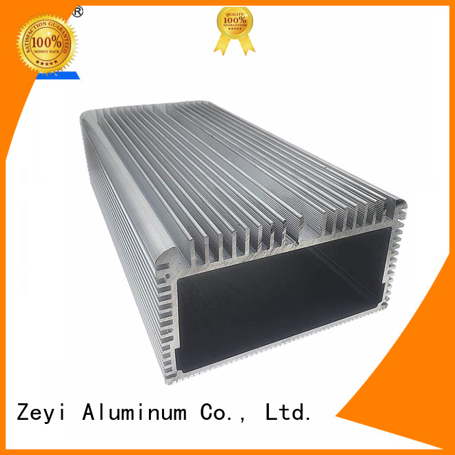 Zeyi Top aluminium slotted channel suppliers for decorate