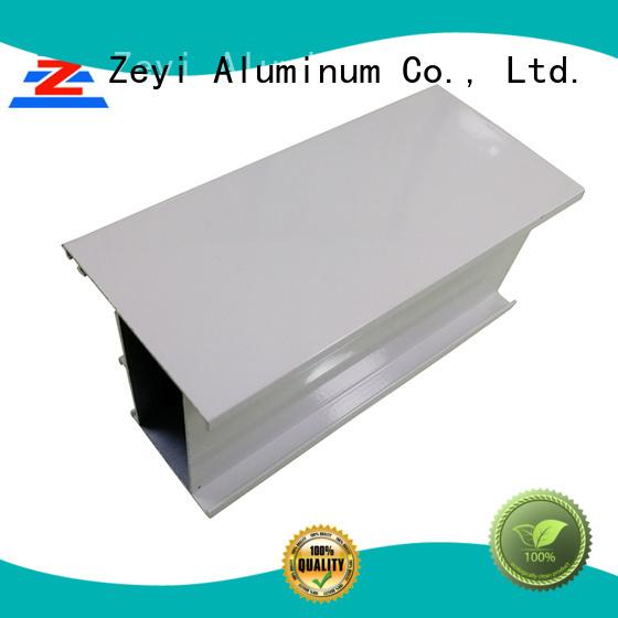 Latest aluminium profile bracket sliding factory for industrial