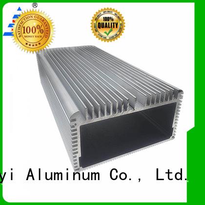 Wholesale aluminium profile accessories profiles suppliers for industrial