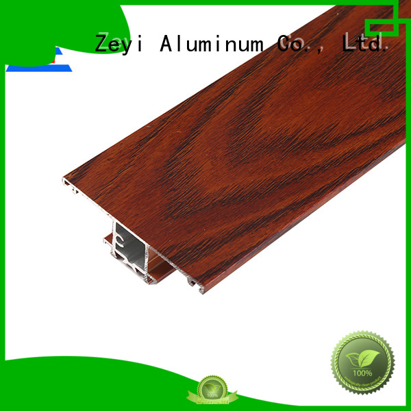 Zeyi Top aluminium fly screen extrusions supply for industrial