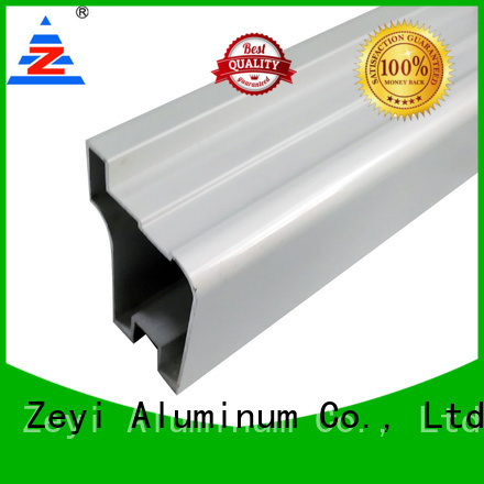 Zeyi Latest aluminium frame profile suppliers for industrial