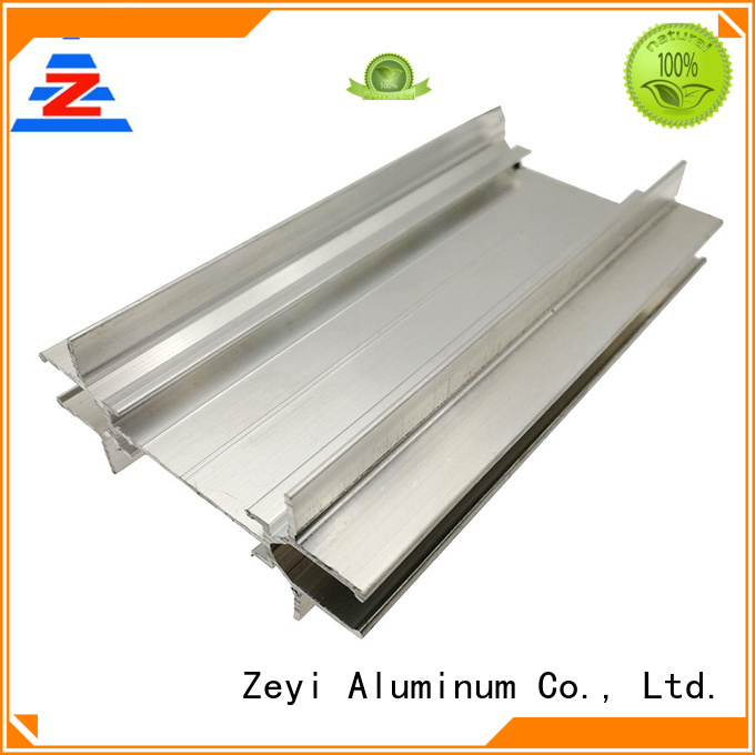 Zeyi office aluminium extrusion suppliers manufacturers for architecture
